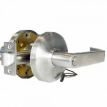 ECGN0512SEC Cal-Royal Electrified Lever Lock 12V Fail Secure