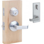HIL30 Interconnected Passage Lever & Deadbolt