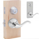 HILAST30 Interconnected Passage Lever & Deadbolt