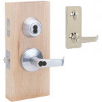 ICHIL00 Interconnected Entry Lever & Deadbolt IC