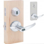 ICHILMAN00 Interconnected Entry Lever & Deadbolt IC