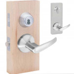 ICSCJHILMAN30 Interconnected Passage Lever & Deadbolt LFIC