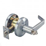 SL80 Cal-Royal Cylindrical Lever Lock Grade2 Exit Lock