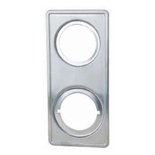 HILESC1Optional Exterior Escutcheon Plate