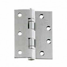 HM BB4100 Cal-Royal Hinge, Half Mortise 2 Ball Bearing 4 1/2""
