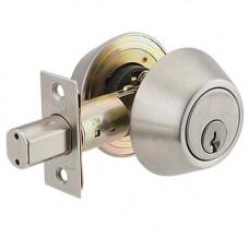 LSDD88 Cal-Royal Deadbolt Lock Double Cylinder