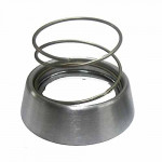 "MCCR3812 Cal-Royal Compression Ring for Mortise Cylinders 3/8"" to 1/2"""