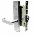 MRESC7700 Cal-Royal Exit Device Trim Entrance w/Cylinder
