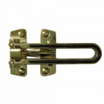 PDG88 Cal-Royal Swing Bar Door Guard w/Protective Rubber Insert