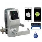 PL7100 Cal-Royal Smart Phone Lock w/Clutch Entrance Key Override