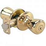 RIZ00 Tubular Entrance Knob Lock Grade 3