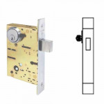 SC8464 Cal-Royal Mortise Deadbolt Heavy Duty, Cylinder Lock
