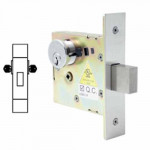 SM4628 Cal-Royal Deadbolt Mortise, Small Case Double Cylinder