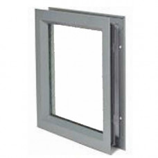 "SVL2424 Cal-Royal Commercial Door Vision Lite 24"" X 24"" Low Profile"