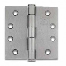 "TBH-30 Cal-Royal Door Hinges Std. Weight Plain Bearing 4 1/2"" X 4 1/2"""