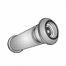 "ULDV160 Cal-Royal Door Viewer 160°, 1/2"" Bore, 1 3/8"" to 2"" Doors UL"