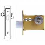 DL4113 Corbin Russwin Mortise Deadlock - Cylinder x Thumbturn