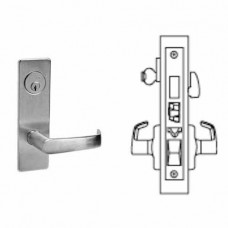 ML2067 NSM Corbin Russwin Mortise Apartment ANSI F12 Grade 1 Lever