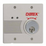 EAX-2500F Detex Flush Mount AC Alarm