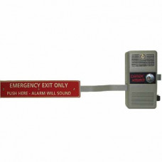 ECL-600 Detex Warnock Hersey Labeled Fire Exit w/ Long Bar
