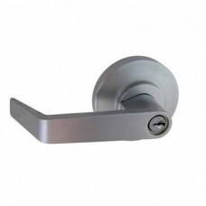 R08 Dorma Exit Device Trim - Entrance by Lever, Key Locks or Unlocks Trim