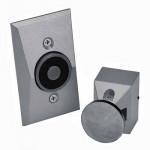 EM504 24120 Dorma Electromagnetic Door Holders - Semiflush Wall Mount