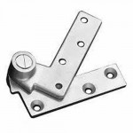 "75122 Dorma Top Pivot - 3/4"" Offset, Full Mortise, 20 Min. Fire Rated"
