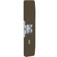 9600 613  HES electric strike surface mount 12/24VDC dark bronze