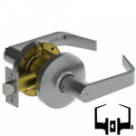 3440 WTN 26D Hager privacy lock - grade 1