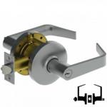 3453 WTN 26D Hager entry lock - freewheeling grade 1