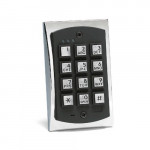 2000eM IEI e Style Flush-Mount Durable Metal Access Control Keypad