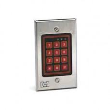 212W IEI Indoor/Outdoor Flush-Mount Weather Resistant Keypad