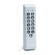 232iLM-AL IEI Indoor/Outdoor Mullion-Mount Weather Resistant Keypad