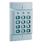 212MP IEI Indoor/Outdoor Surface-Mount Multipad Keypad