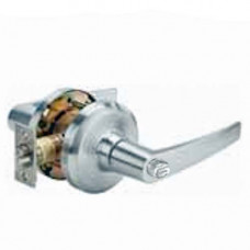 QCL140A Stanley Cylindrical Lever Lock, Privacy, Grade 1 - Slate