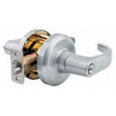 QCL150M Stanley Cylindrical Lever Lock, Entrance/Office, Grade 1 - Summit