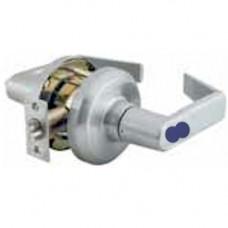 QCL171E Stanley Cylindrical Lever Lock, Storeroom, SFIC Prep - Sierra