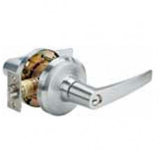 QCL170A Stanley Cylindrical Lever Lock, Storeroom, Grade 1 - Slate