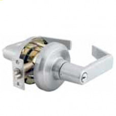 QCL170E Stanley Cylindrical Lever Lock, Storeroom, Grade 1 - Sierra