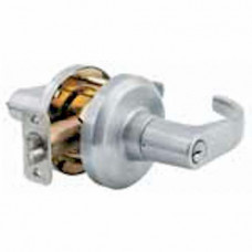 QCL170M Stanley Cylindrical Lever Lock, Storeroom, Grade 1 - Summit