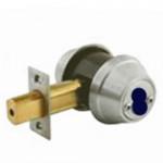 QDB283 Stanley Deadbolt, Double Cylinder Grade2 SFIC Less Core