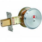 QDB285 Stanley Deadbolt, Indicator with Thumbturn