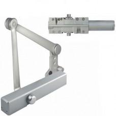 QDC113 Stanley K2 Door Closer with Dead Stop Cush Arm