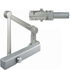 QDC114 Stanley K2 Door Closer with Dead Stop Cush  Hold Open Arm