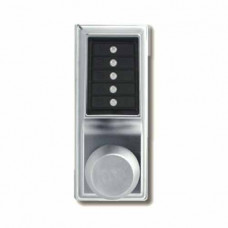 1011 Kaba mechanical pusbutton lock, standard access control knob