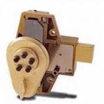 9040000-04-41 Kaba Mechanical Pushbutton Lock Deadbolt/Thumbturn
