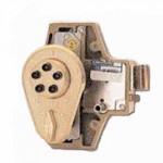 9170000-04-41 Kaba Mechanical Pushbutton Deadlocking Spring Latch