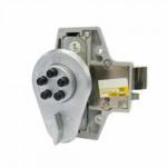 9170000-26D-41 Kaba Mechanical Pushbutton Deadlocking Spring Latch