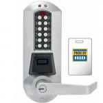 E5731XKWL-626-41 Kaba E-Plex electronic pushbutton Kaba 90 keyway