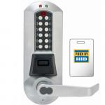 E5731BWL-626-41 Kaba E-Plex electronic pushbutton Best SFIC key bypass